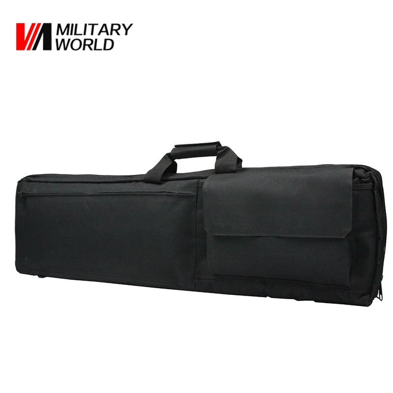 100CM Tactical Paintball Airsoft Gun Carry Bag Rifle Pouch Case Shotgun Backpack Outdoor Sport Shooting Hunting Gun Handbag