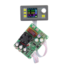 цена на DPS5015 LCD Voltmeter 50V 15A Current Voltage Tester Step-down Programmable Power Supply Module Regulator Converter + Bluetooth