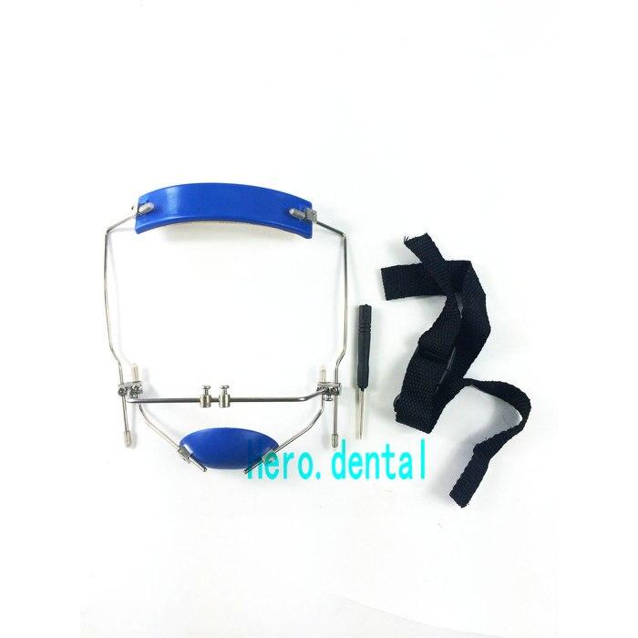 1 Stück Dental Kieferorthopädische Instrument Einstellbare Reverse-auszugskopfbedeckungen Bi-krippe