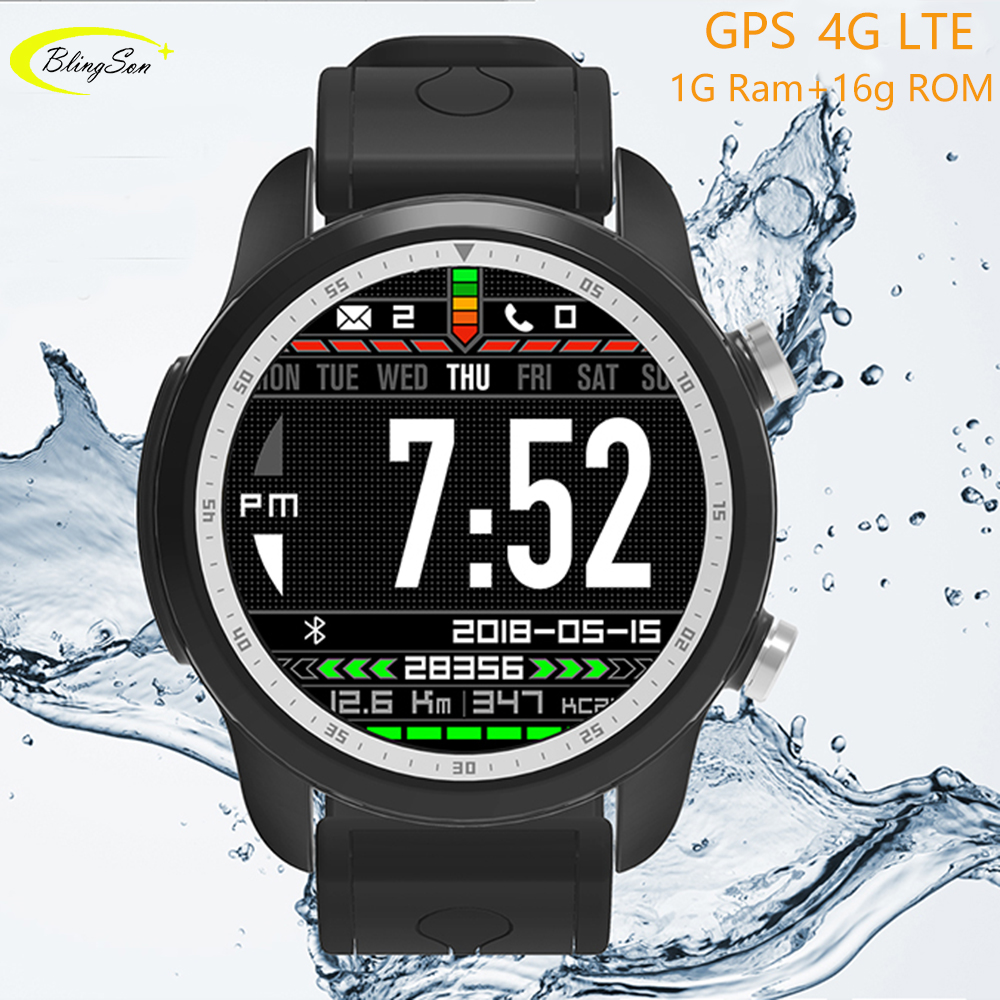 KC03 4G RAM 1GB ROM 16GB Android 6.0 IPS Smartwatch Sport Smart Watch Bracelet Support GPS Waterproof for iPhone Samsung XiaomiKC03 4G RAM 1GB ROM 16GB Android 6.0 IPS Smartwatch Sport Smart Watch Bracelet Support GPS Waterproof for iPhone Samsung Xiaomi