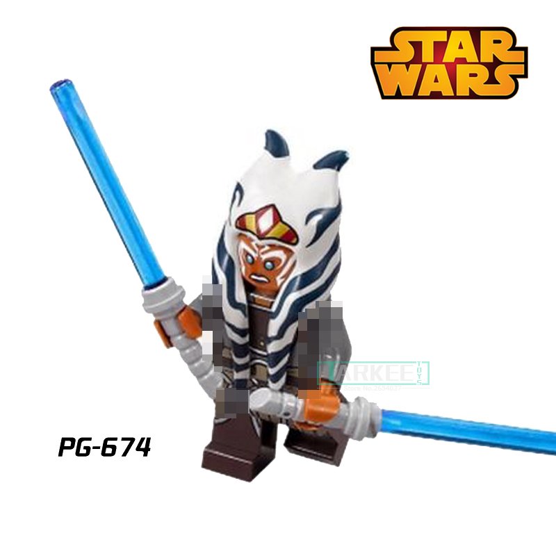 Star Wars Rebel Combat Frigate Ahsoka Tano diy figures Super Heroes Luke Skywalker Building Blocks Toys for Kids Xmas Gift building blocks agent uma thurman peeta dc marvel super hero star wars action bricks dolls kids diy toys hobbies kl069 figures