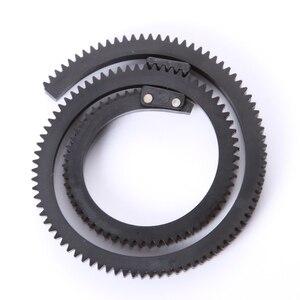 Image 2 - FOTGA DP500 Gear Belt Ring Driven Ring Belt for Follow Focus FF 46mm to 110mm  DSLR HDSLR 5DII 7D 600D 60D
