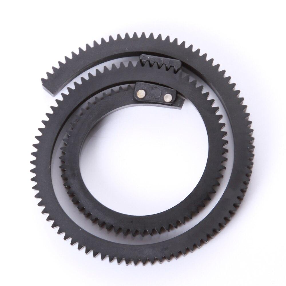 Wholesale Fotga DP500 flexible gear belt ring for follow focus FF 46mm to 110mm DSLR HDSLR 5DII 7D 600D 60D