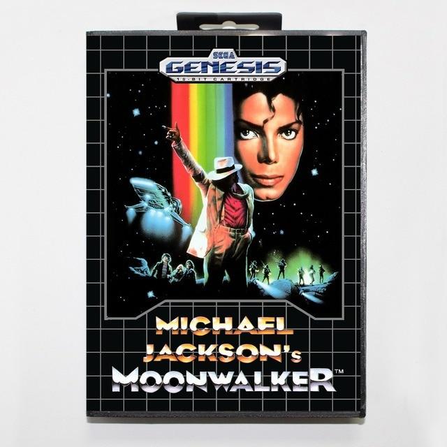 moonwalker sega genesis