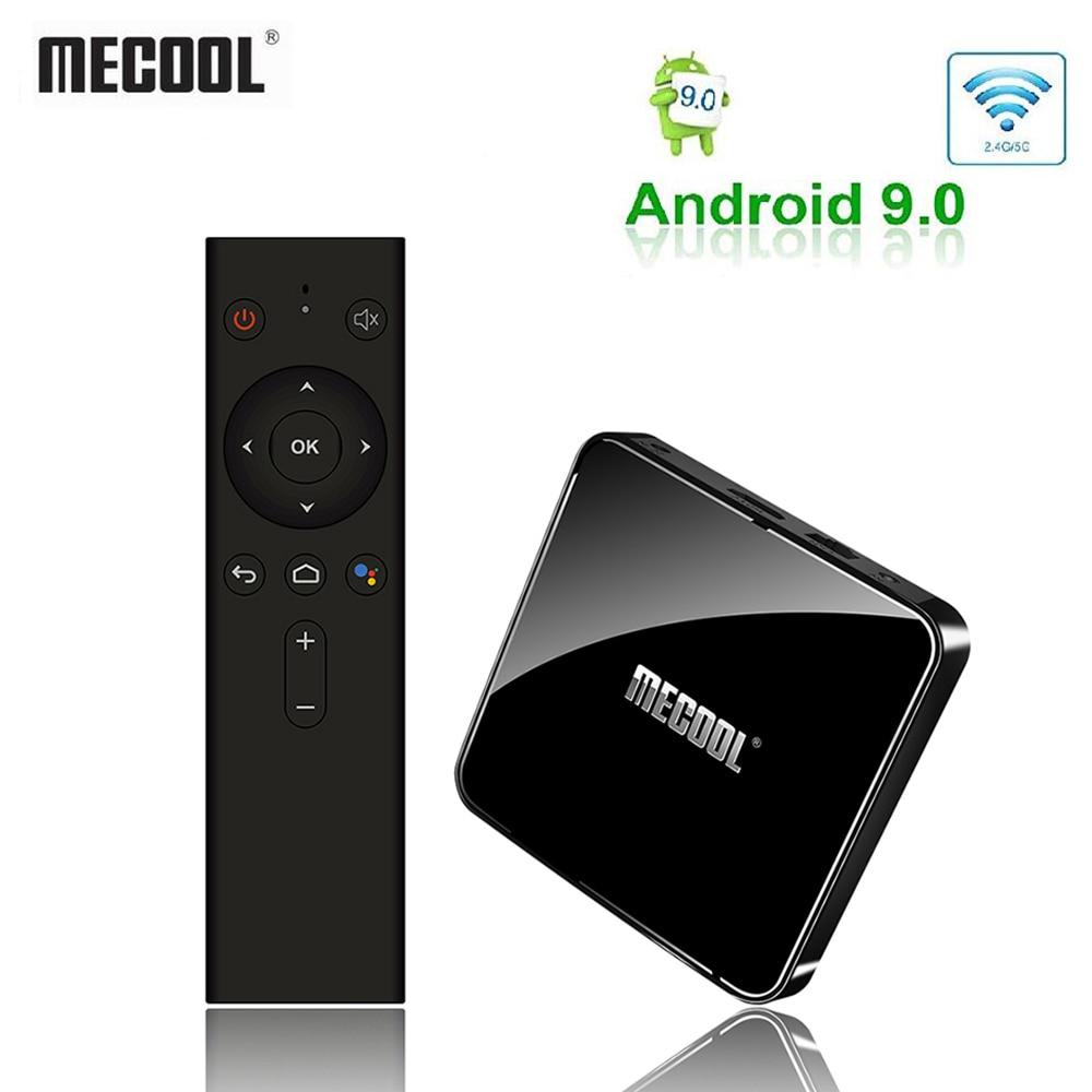 MECOOL KM3 ATV 4GB 64GB Android 9 0 TV Box Amlogic 905X2 Built in 2 4G