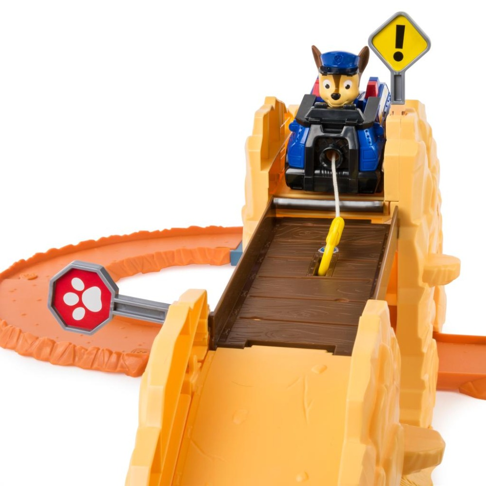 US $67 99 32% OFF|Genuine Nickelodeon Paw Patrol Roll Patrol Chase's Off  Road Rescue Playset original box New Arrival kids Christmas toy gift-in