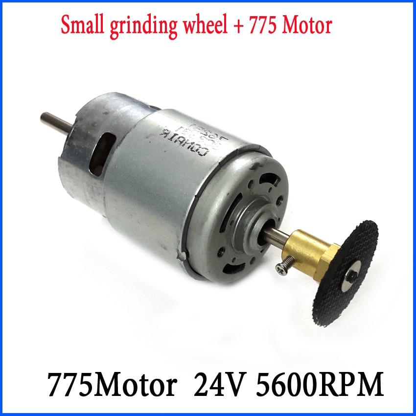 Grinder dc 24V 5600RPM High Torque Gear Box Electric Motor 6v-36v  2500rpm-11000rpm brushless dc 24v motor fangrinding machine  цены