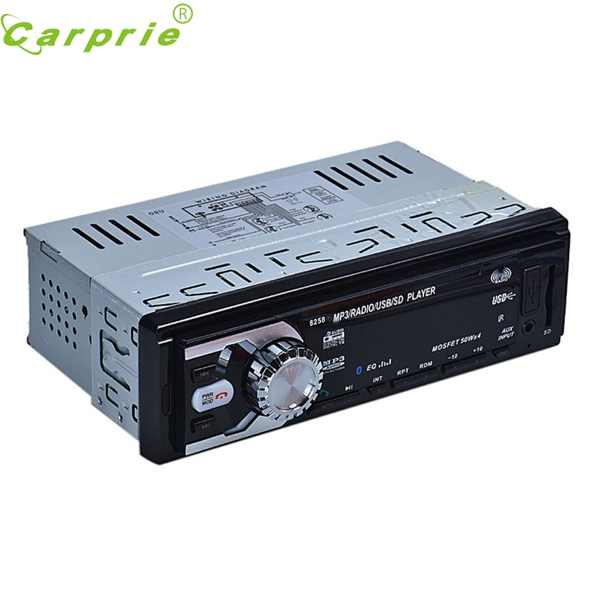 CARPRIE Super drop ship Car Audio Stereo In Dash FM With Mp3 Player USB SD Input AUX Receiver Mar713