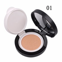 New Air Cushion BB Cream Concealer Moisturizing Foundation Makeup Bare Strong Whitening Face Beauty Makeup Tool Best selling