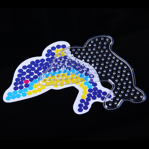 Baby DIY Funny Crafts Dolphin Creative Toys cute kids toys 3d wooden puzzle toys for baby newborn infant educational toys Pakistan
