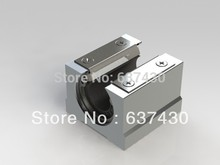 10pcs/lot SBR35UU /SME35UU SC35UUOP linear open blocks for cnc couter 3d printer(only block bearings)