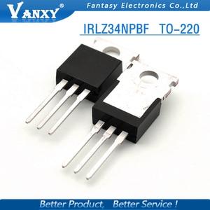 Image 4 - 10PCS IRLZ34N TO 220 IRLZ34NPBF TO220 IRLZ34