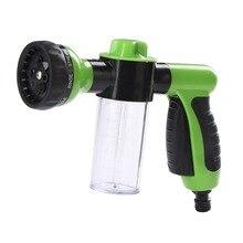 プロ多機能カースタイリング自動泡水鉄砲洗車機水鉄砲高圧洗浄洗車雪の泡銃