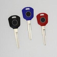 Горячая Распродажа 1 шт. Сменный чехол для ключей мотоцикла ключ заготовки для мотоцикла Honda универсальный ключ эмбрион апгрейд