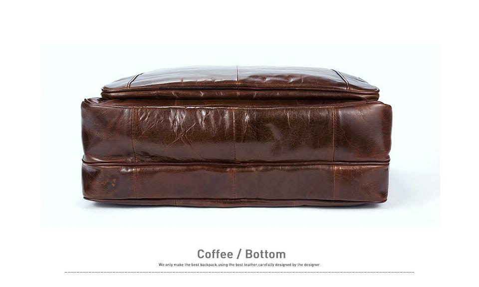9 men handbag