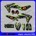 FREE SHIPPING TOP QUALITY HUSQVARNA SM610 05 06 07 08 09 10 3M TEAM GRAPHICS DECALS STICKERS KITS DIRT BIKE