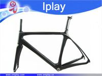 Di2 T800 full carbon fiber carbon road frame Super light road bike carbon frame chinese carbon frame road bicycle for promotion