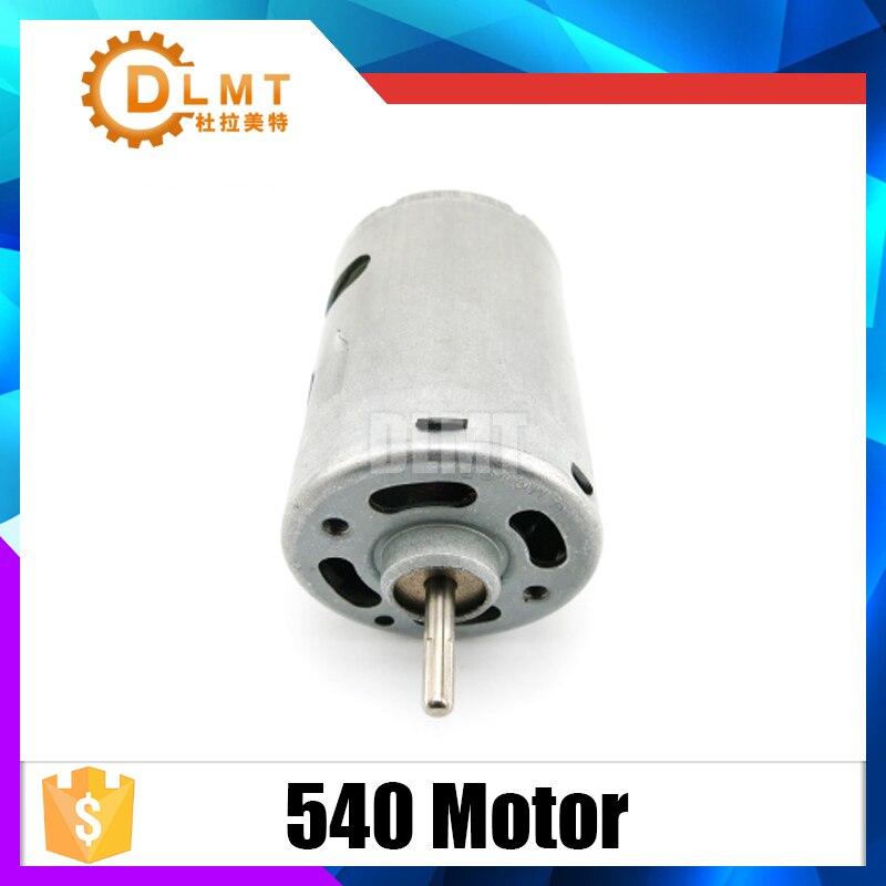 540 DC Motor Accessories Brush Motor Carbon Brush 540 Motor Power Tool Motor Micro