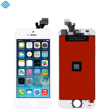 Grade AAA pantalla For iPhone 5  LCD Display Touch Screen Digitizer Full Assembly replacment Iphone 5s 5cLCD