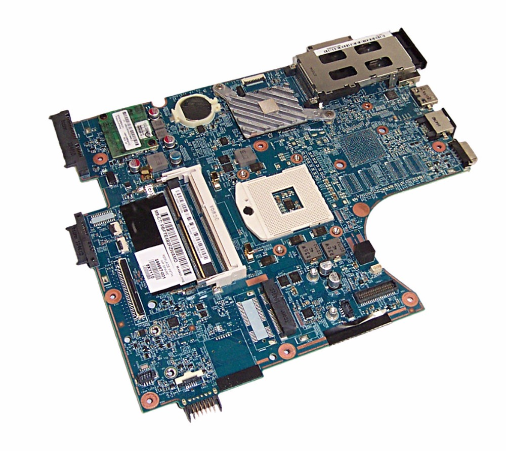 ФОТО Free Shipping Laptop motherboard 598667-001 for HP ProBook 4520s 4720s laptop HM57 M/B system board H9265-2 48.4GK06.041