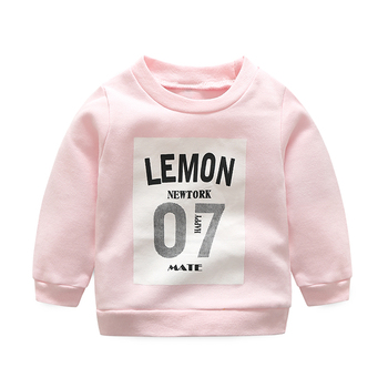 2017 Infant Baby Clothing Set Boy Long Sleeve T-shirt+pant Kids Spring Autumn Outfits Set Toddler Cartoon Suits Girl Clothes Set