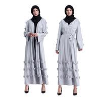 Muslim Turkish Turkey Islamic Clothing Women Abaya Femme Dress Kaftan Saudi Dubai Arabia Malaysia Luxury Robe Long Cardigan