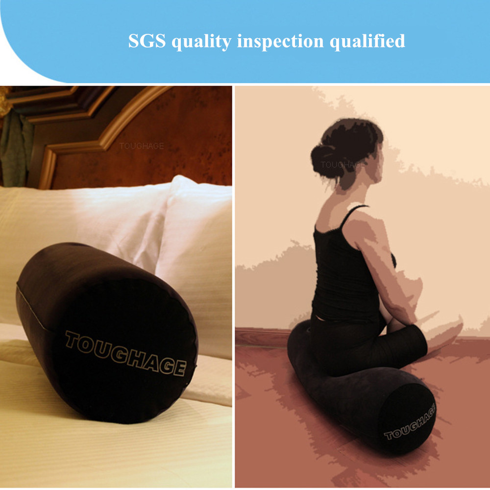 Female Sex Pillow with Socket Erotic Accessories Adult Games Bolster Position Air Cushion Furniture Sex Toys for Women Couple (8)