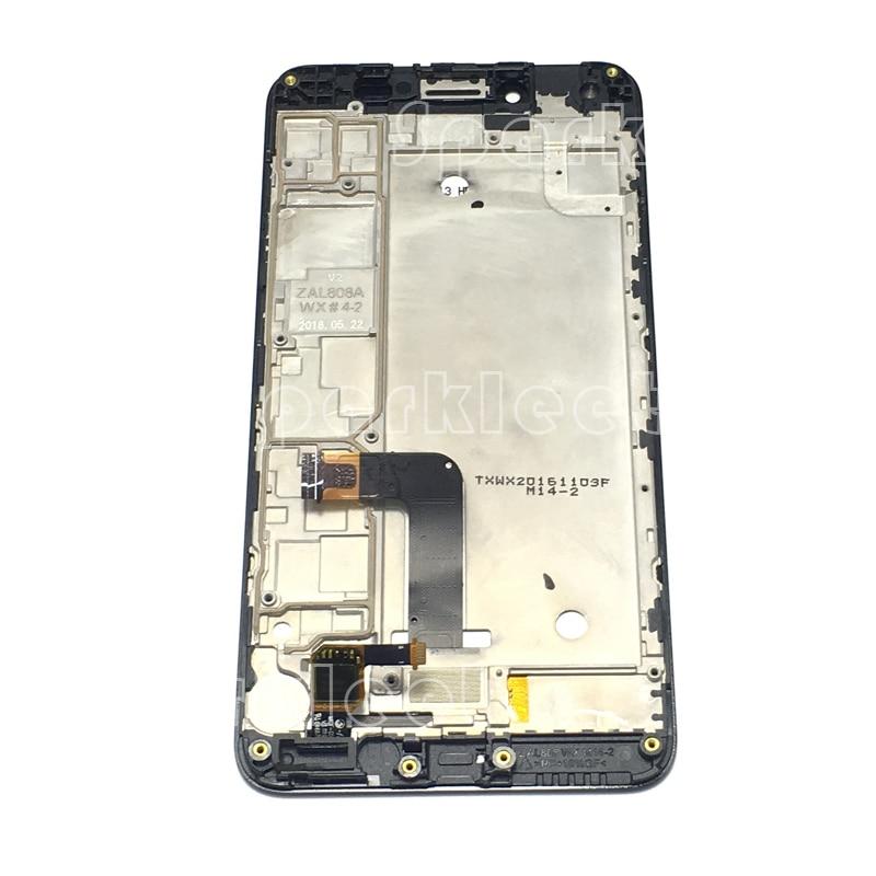 5.0' LCD Replacement Y5 II Y5II CUN-L23 CUN-L03 CUN-L33 CUN-L21 LCD Display Touch Screen Digitizer Assembly Repair Parts