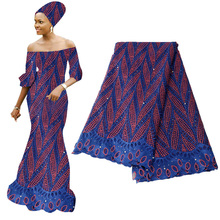 Latest Black White African Guipure 3D Lace Fabric Nigerian Garment Cloth Voile French For Wedding Party