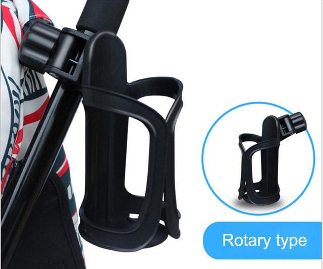 Baby Stroller Cup Holder Baby Stroller Accessories for Milk Bottles Rack Bicycle Bike Bottle Holder Stroller Accessories 5