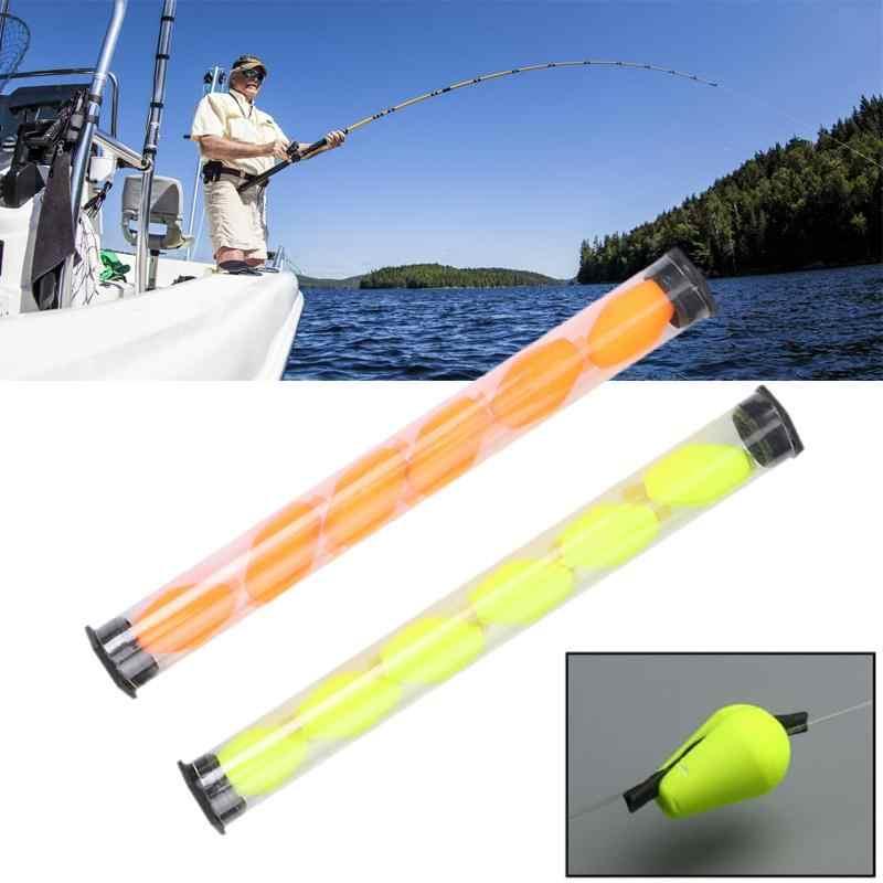 2 цвета поплавок пенопластовый индикатор для ловли нахлыстом плавающие