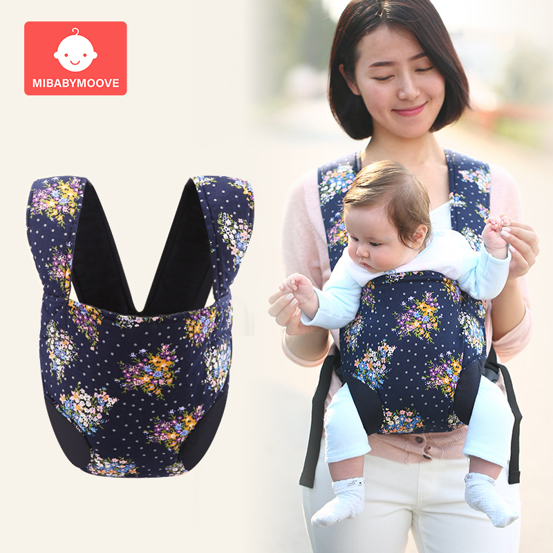 Soft Baby Kangaroo Backpack Ergonomic Infant Carrier Wrap Breathable Sling Front Carry Adjustable Comfort Safety Baby Carriers