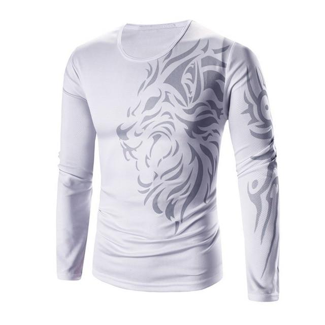 HEFLASHOR Mens T Shirt...