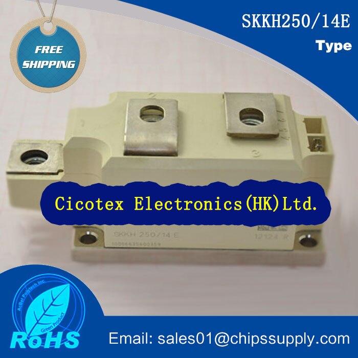 SKKH250/14E SKKH250/14 SKKH250/1 SKKH250 250 ModuleSKKH250/14E SKKH250/14 SKKH250/1 SKKH250 250 Module