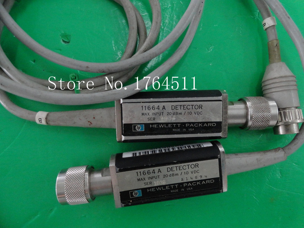 [BELLA] The Supply Of ORIGINAL 11664A Instrument Detector DC-18GHZ