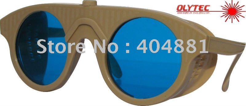 laser safety glassesOLY-LSG-14 600-1100nm laser safety glasses ,CE, O.D 4+ Good V.L.T % oly lsg 14 600 1100nm laser safety glasses ce o d 4 good v l t