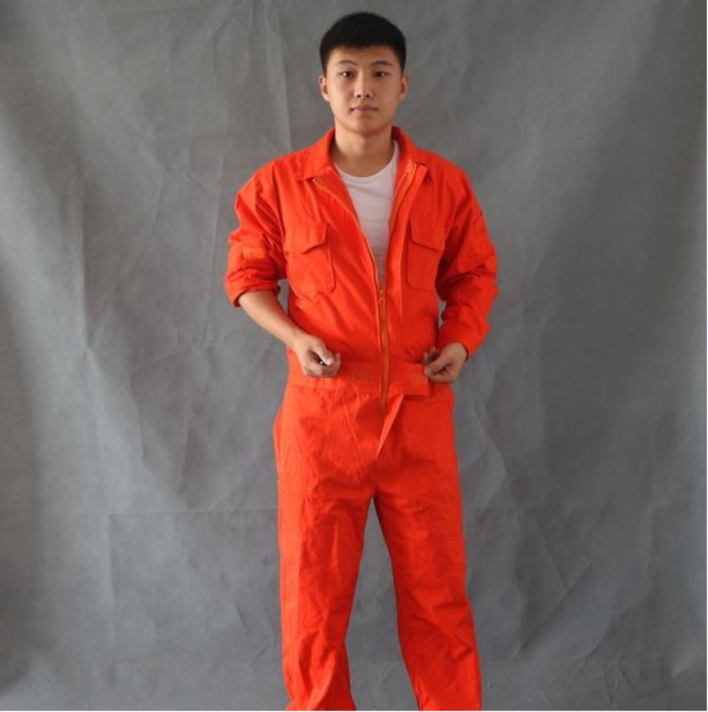 Men 100% Cotton Work Jumpsuit Repairman Tooling One Piece Pants Plus Size Singer Costumes Male Work Wear Uniforms Coveralls 0904