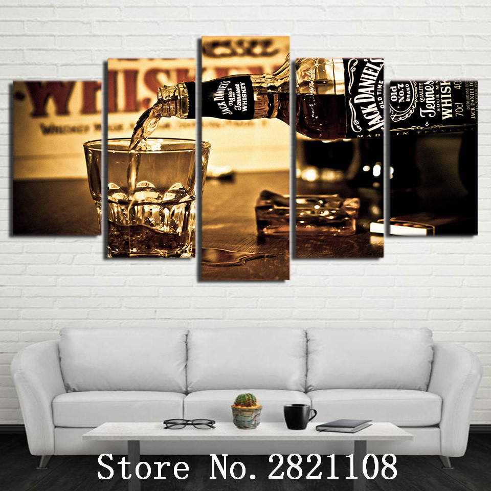 Aliexpress.com : Buy AtFipan Unframed Wall Art Canvas Painting ...