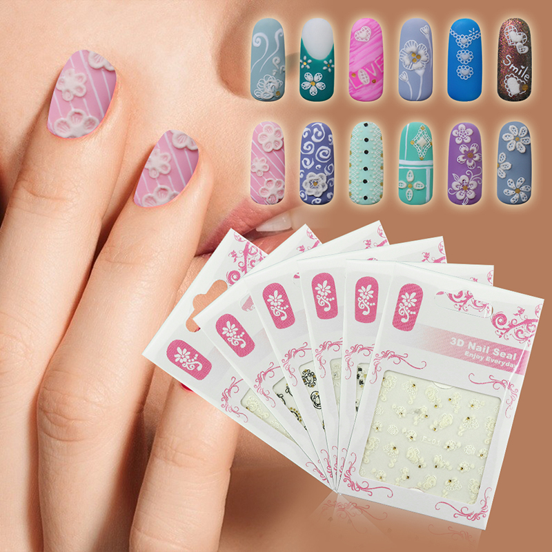 Nail Art Decals Diy Manicure Sticker Nail Art Decals Lips Nail