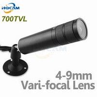 1 3 Sony Effio E Sony CCD 700TVL Mini Bullet CCTV Security Camera With 4 9mm