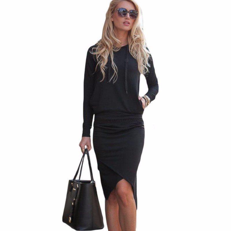 Black-Sporty-Hoodie-Pencil-Skirt-Set-LC63017-2-1_conew1