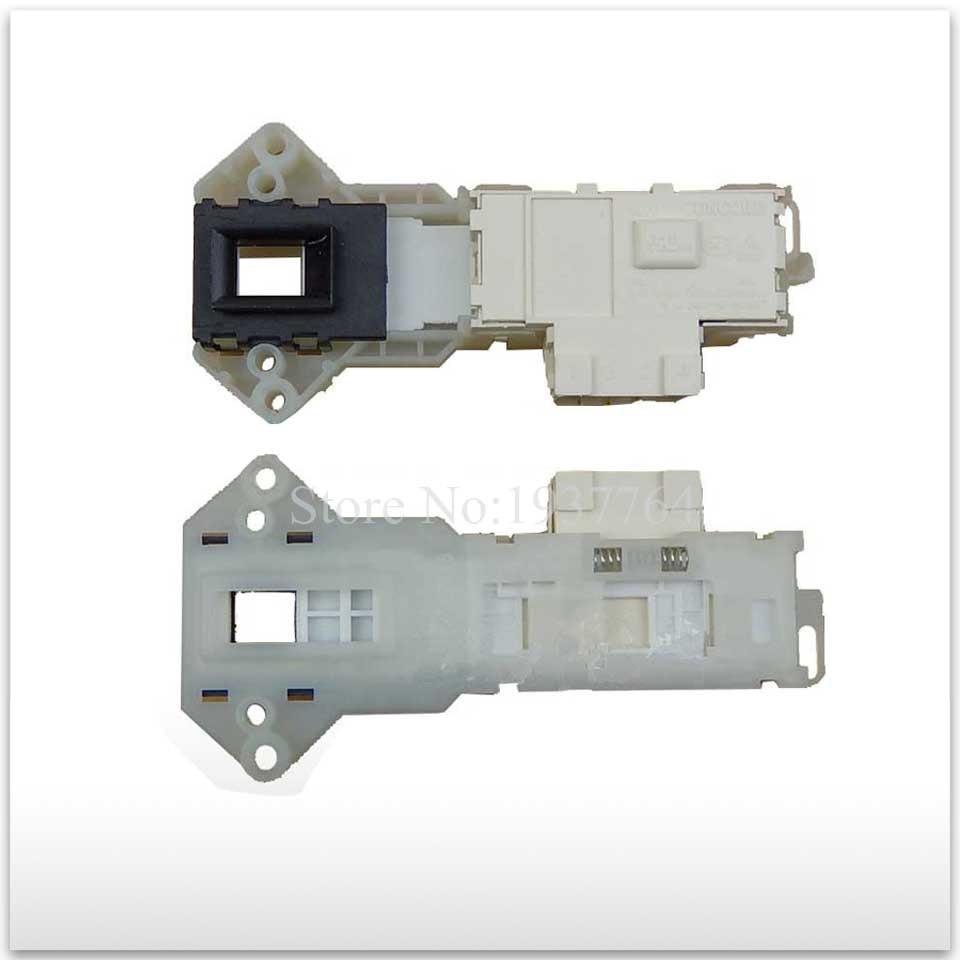 1pcs Original for washing machine electronic door lock delay switch WD-N10230D WD-N12235D WD-N10270D 3 insert da005 washing machine electronic door lock micro delay door switch 505c xqg52 d808