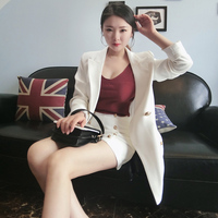 Summer Casual Style Plus Size Women S Suits Plus Shorts Suit Ladies Wind Fashion Suits Two