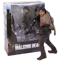 The Walking Dead DARYL DIXON PVC Figure Collectible Model Toy 10inch 25cm