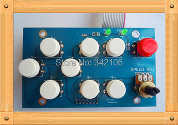Free Shipping!!!  5pcs USBCNC cncusb 3 4-axis Mk1 USB CNC USB hand control board
