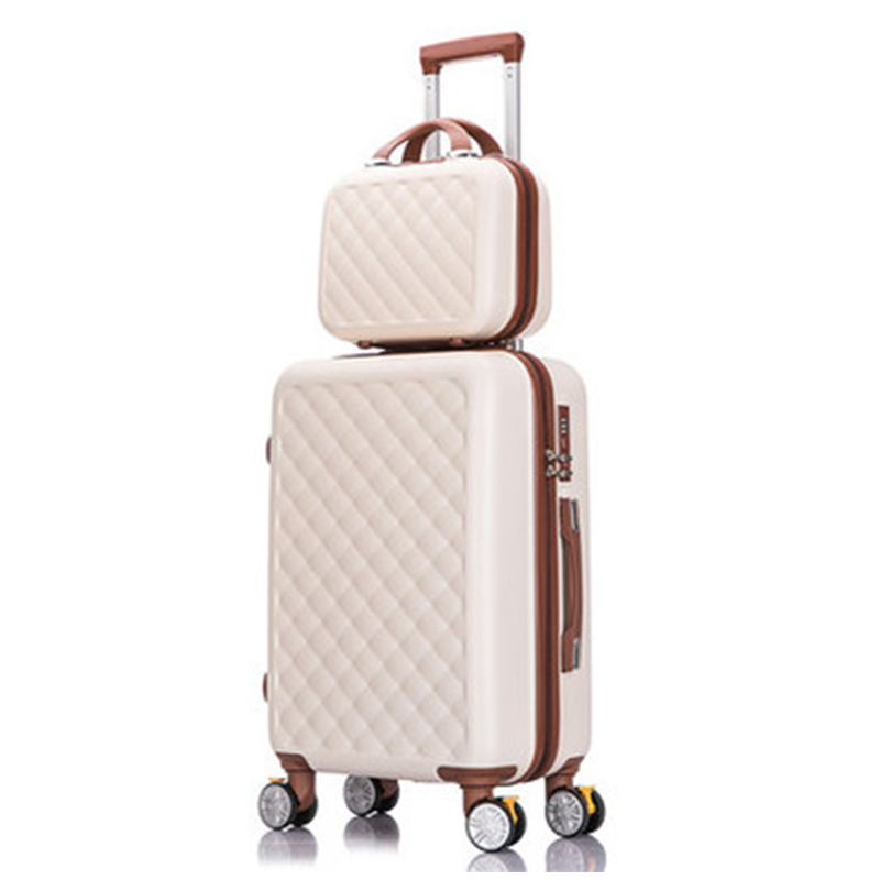 Travel Suitcase Set Rolling Luggage Set Spinner Trolley Case 26