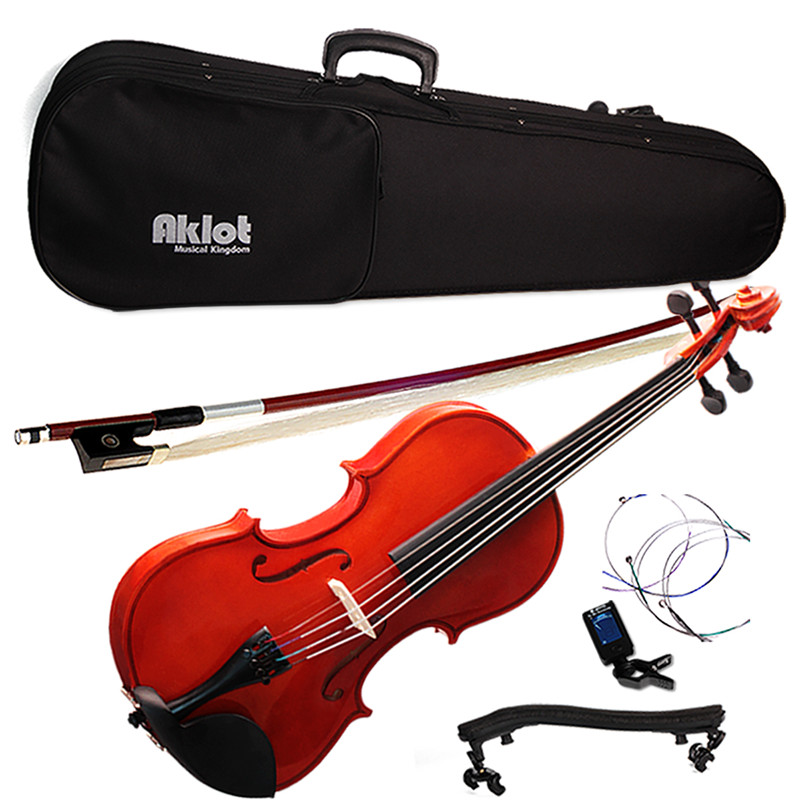 Violin 4/4 Full Size Acoustic Fiddle with Outfit Kit for Starters Beginnners Kids Students storyfun for starters mov and flyers2ed movers2 sb