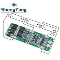Scheda di protezione BMS del pwb del caricatore della batteria al litio 18650 3S 20A per il modulo delle cellule di Lipo del motore 12.6V del trapano