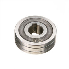High Quality Welder Wire Drive Roller Steel Wire Feed Drive Roller Parts Durable Design And Superb Craftsmanship 200440932 charmilles c932 charmilles v pulley reel roller wedm ls wire cutting machine parts