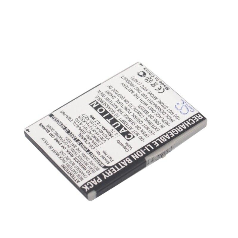 3.7 V Batterij Voor Siemens Ctx65 Cxi70 Cxo65 S65v Sp65 Emoty A31 C65 Cf62t Cxt65 Cfx-65 Cxt70 Cxv65 Cxv70 M65 S65 Cx66 Cx75 Cxi65